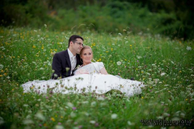 Esküvő: Dóri és Barna