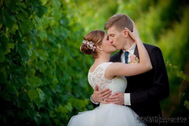 Esküvő: Nóri és Ricsi – Olasz, Villány