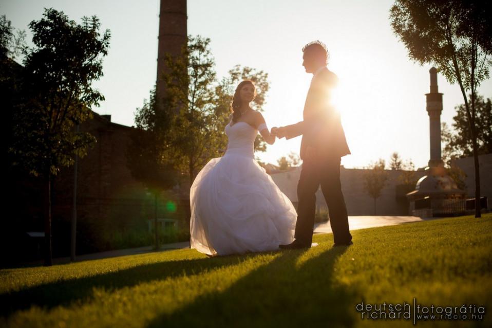 Esküvő: Dóri és Dávid – Pezsgőház Étterem, Pécs