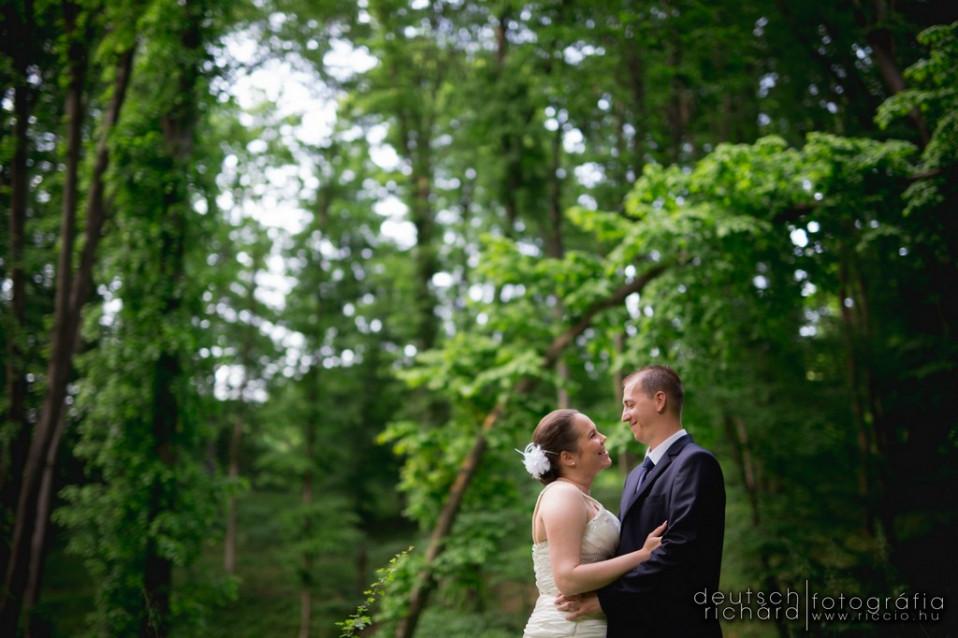 Esküvő: Zsófi és Peti