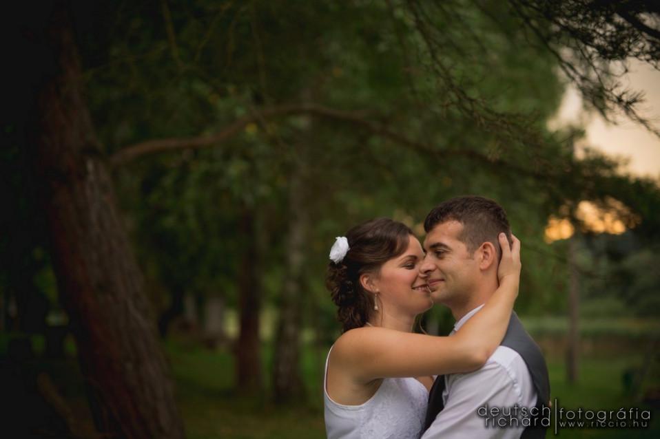 Esküvő: Kinga és Balázs