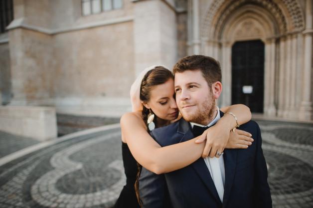 Amikor az esküvőfotós házasodik