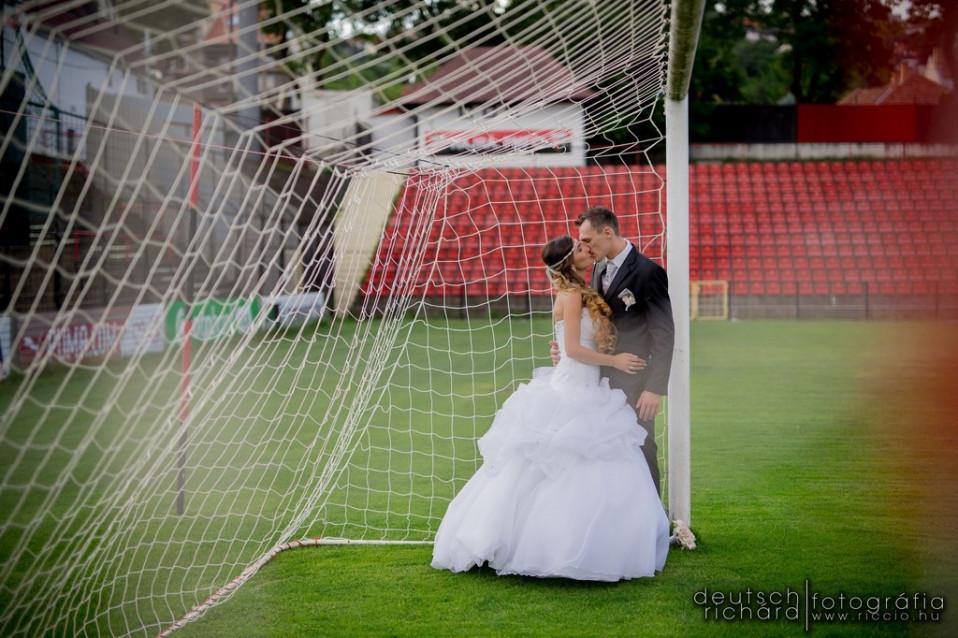 Esküvő: Orsi és Adrián