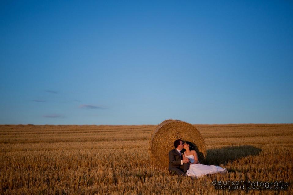 Esküvő: Tündi és Joci