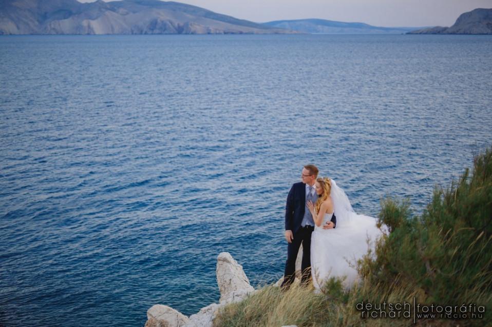 Esküvő: Ági és Jenő