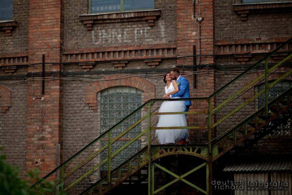 Esküvő: Noémi és Gábor – Mohács