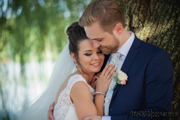 Esküvő: Franci és Nik – Zselicvölgy Szabadidőfarm, Hajmás