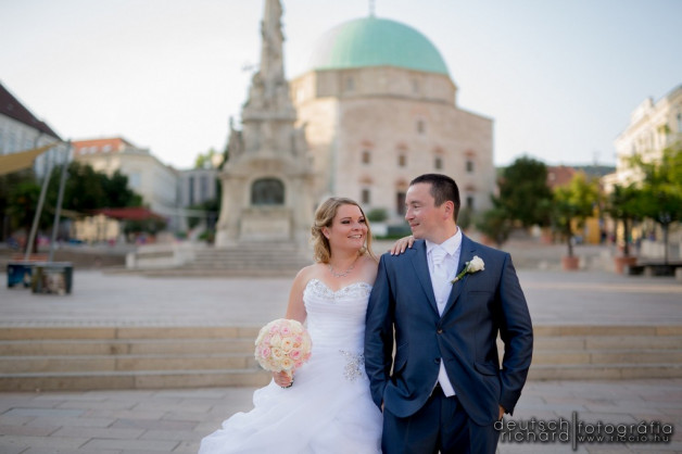 Esküvő: Ági és Gyula – Pécs, Hotel Laterum