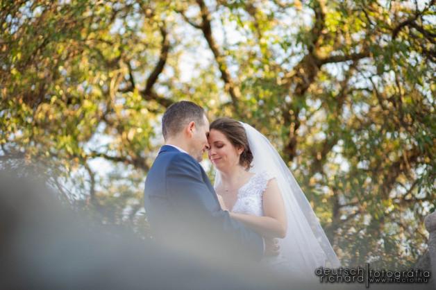 Esküvő: Meli és Dávid