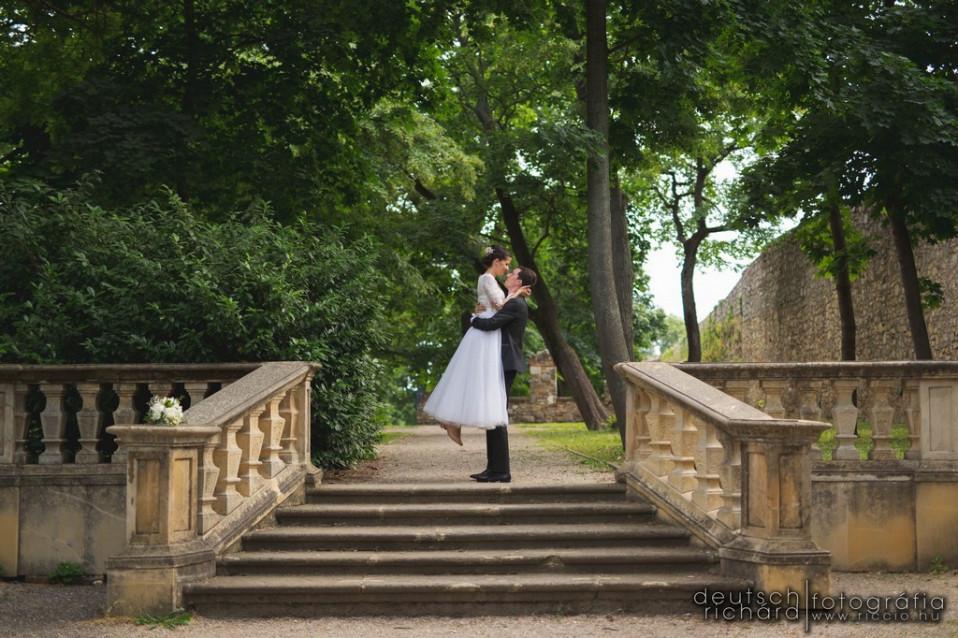 Esküvő: Nóri és Norbi