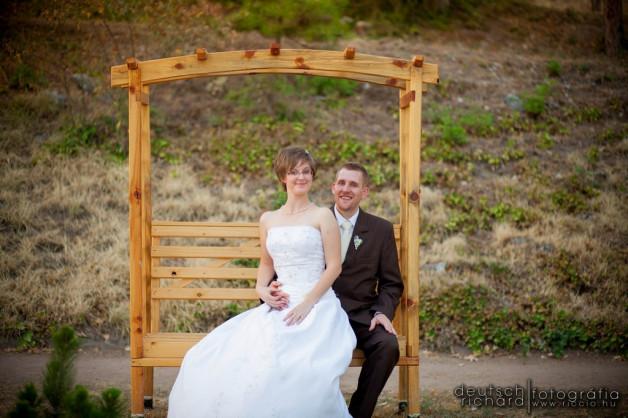 Esküvő: Angéla és Zoltán