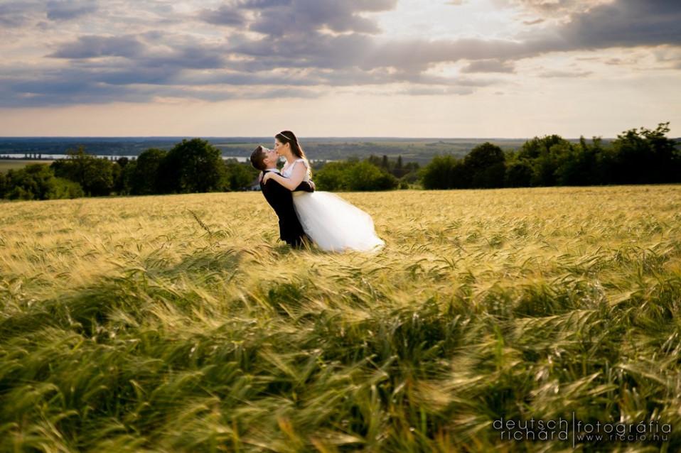 Esküvő: Kriszti és Rajmi – Ebner Pincészet – Mozsgó