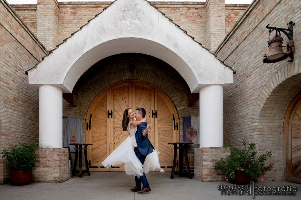 Esküvő: Kata és Ati – Bodri Pincészet – Szekszárd