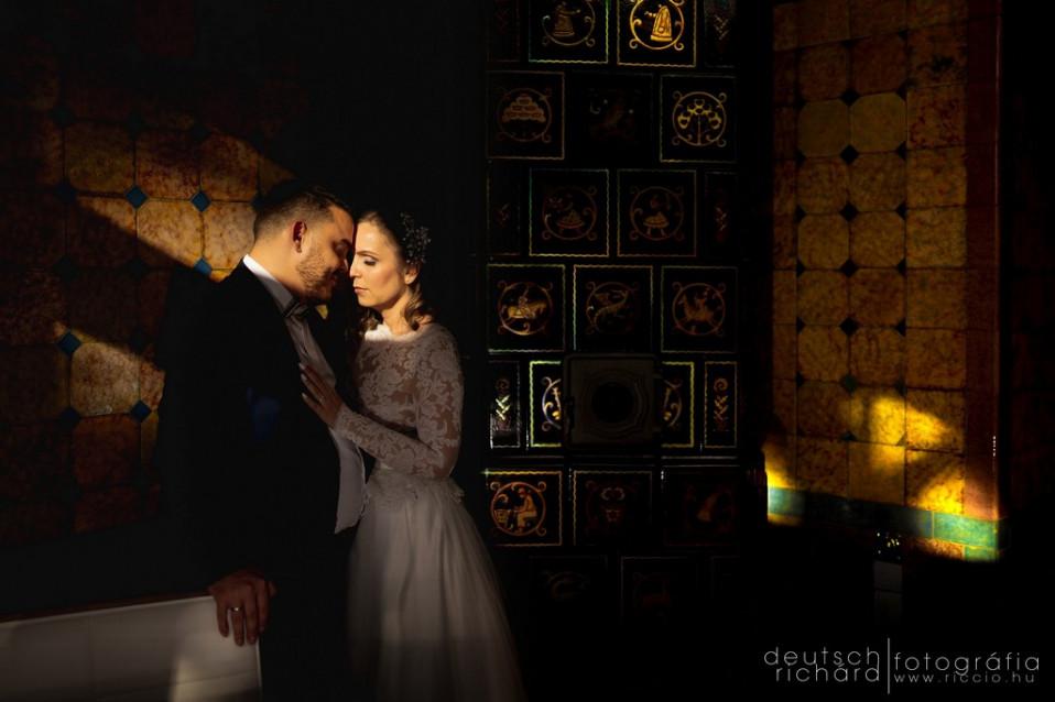 Esküvő: Erika és Márk – Trezor Rendezvényház – Pécs