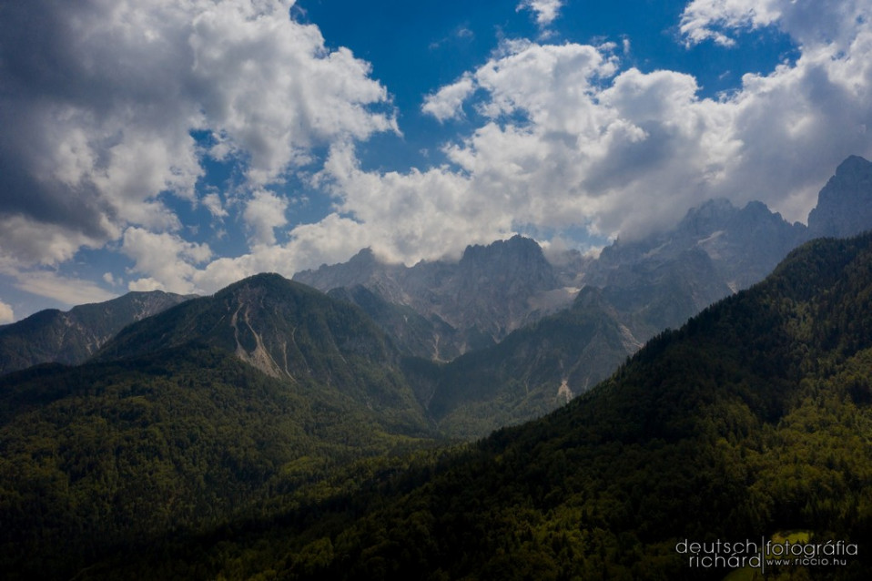 Nyaralás az Alpokban