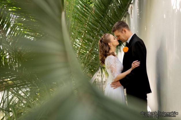 Esküvői kreatív: Lilla és István