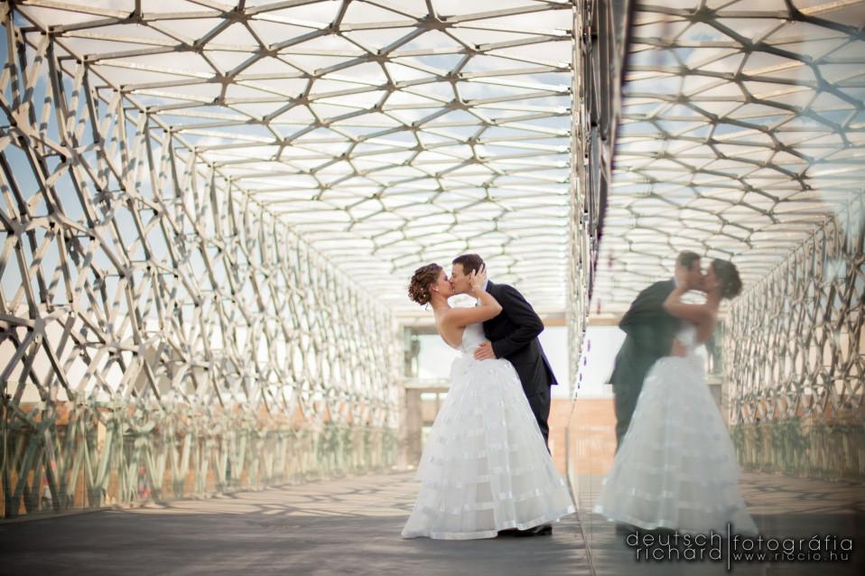 Esküvő: Petra és Gergő