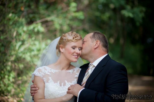 Esküvő: Dia és Karcsi