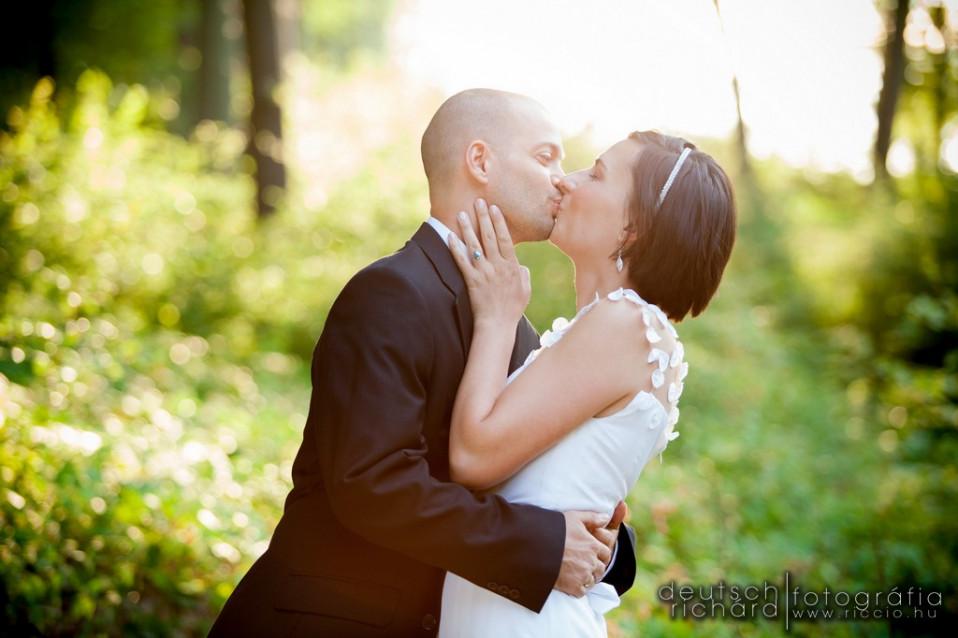 Esküvő: Anna és Lázár