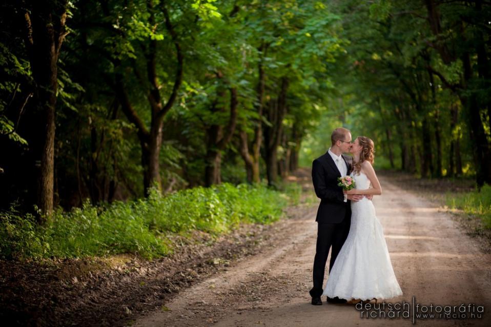 Esküvő: Ildi és Zoli