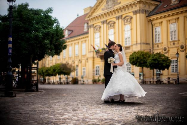 Esküvő: Juci és Joci